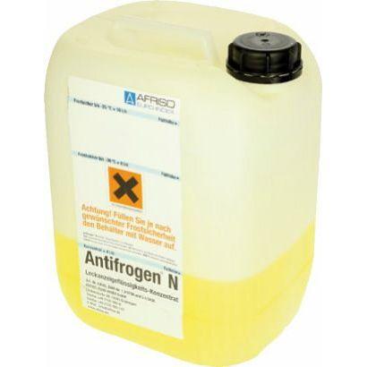 Buderus Antifrogen N, 35kg-Einwegkanister PE-Kunststoffkanister