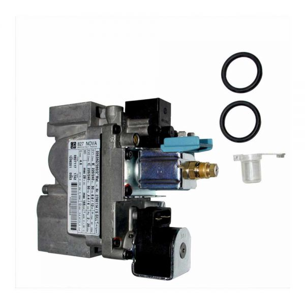 Wolf Gaskombiventil SIT827 Erdgas für GU / GG 8601896