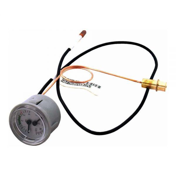 Wolf Thermomanometer für Hydraulikgruppe CGU / CGG-2 207060399