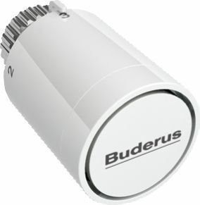 Buderus Thermostatkopf BH1-W0 10er Set