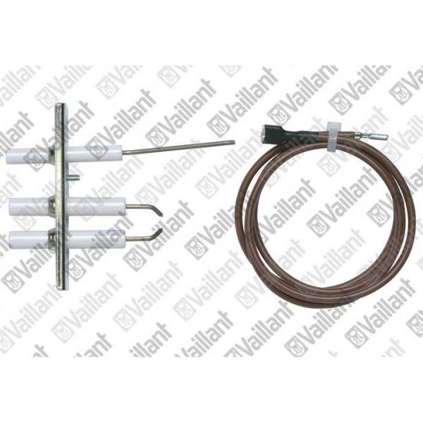 Vaillant Doppelzündelektrode (Zündung u. Überwachung) 090670