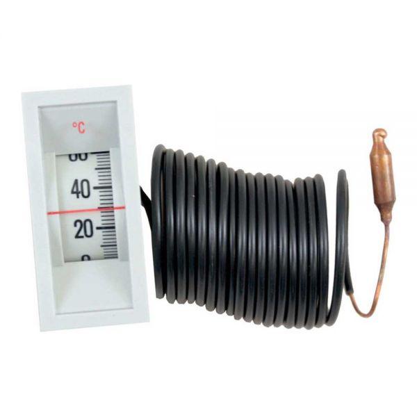 Wolf Fernthermometer 0-120C 2400mm für Regelung 3W 279201999