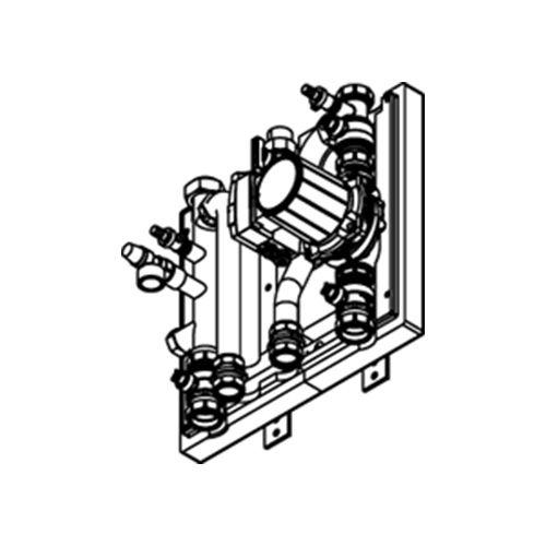 Viessmann Speicheranschluss-Set 80-105kW 7348934