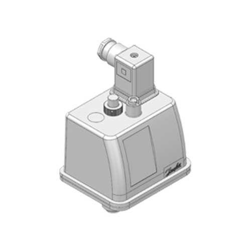 Viessmann Minimaldruckbegrenzer (SDBF) 0 - 6 bar 7438030