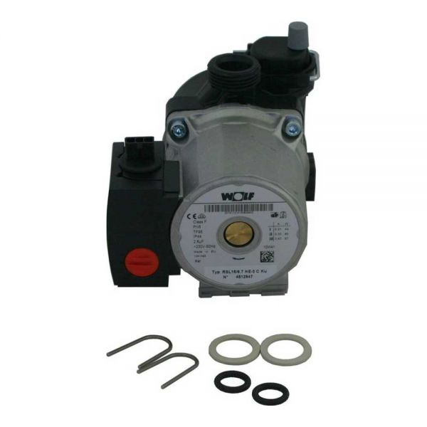 Wolf Heizkreispumpe mit automatischem Entlüfter-Einsatz 8602721