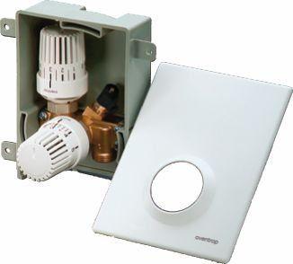 OVENTROP Unibox T, mit Thermostat Uni LH