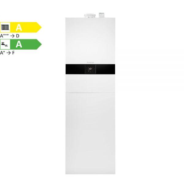 Buderus Logamax plus GB172i 24T210SR 24kW, Gas-Brennwertgerät, Erdgas E