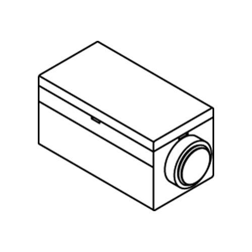 Viessmann Außenluftfilterkasten DN125 ZK01262