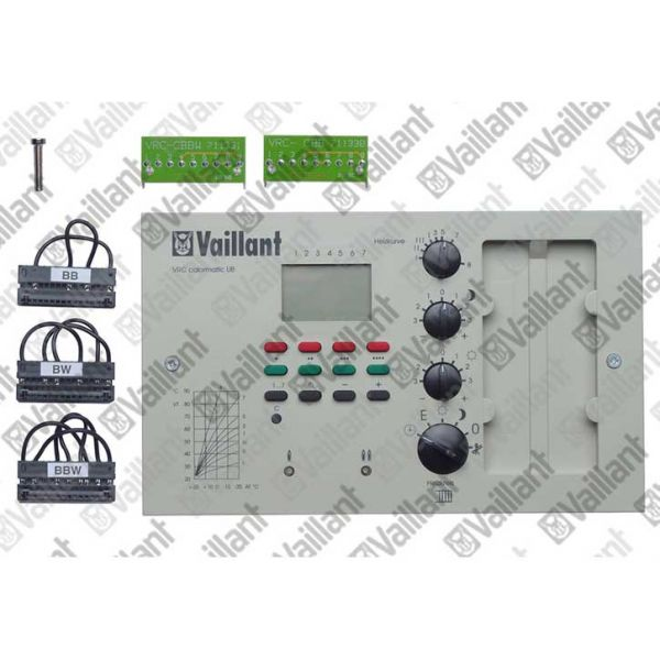 Vaillant Elektronischer Regler, VRC-UB 252987