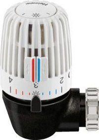 Heimeier Thermostat WK 7300-00.500 Festfühler Winkelform M30x1,5 weiss