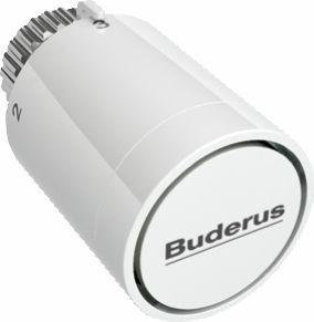 Buderus Termostatkopf BD1-W0 10er Set