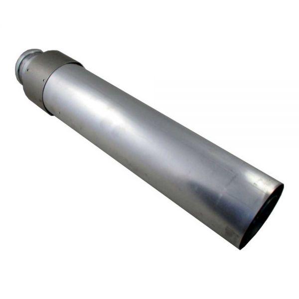 Wolf Luft-/Abgasrohr DN63/96 L:962mm für Heizthermen 2600011