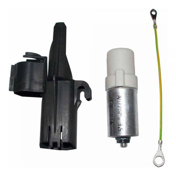 Wolf Kondensator für Ölpumpenmotor für COB 8908533