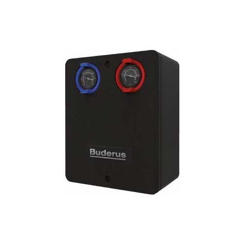 Buderus HSM32/7,5 MM100 BU Heizkr.-Set gemischt Kvs 18 7,5m Pumpe
