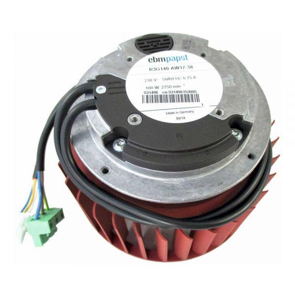 Wolf Ventilator für CWL-180/300(B) 2137464