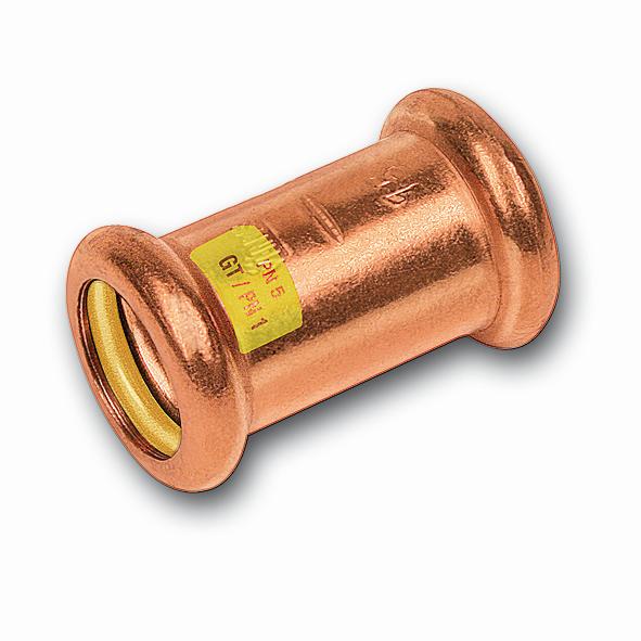 SANHA Gas-Pressfitting Muffe Cu 10270