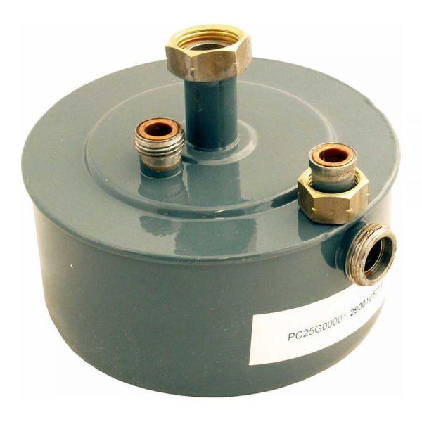 Wolf Warmwasserwärmetauscher für GU-E 290010599
