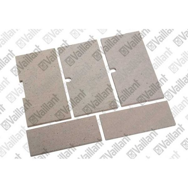 Vaillant Isoliermatte Kamin 20kW (Set) 0020068068