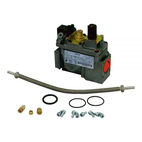 Wolf Gaskombiventil mit Zündgasleitung 8750010