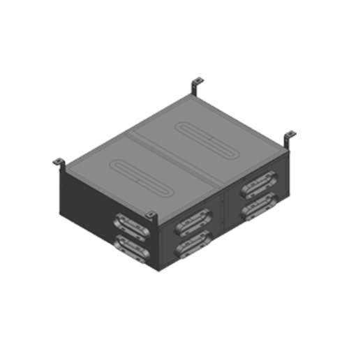 Viessmann Luftverteilerkasten DN 125 ZK01802